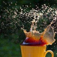 Бодрящий кофе :: Виктория Смирнова