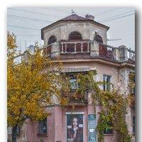 На углу :: Игорь Кузьмин