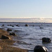 Береговая линия залива :: Valerii Ivanov