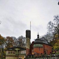 Осень в Стокгольме-17. :: Владимир Михайлович Дадочкин
