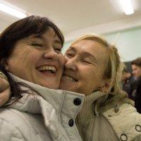 Подруги :: Elena Sorokina