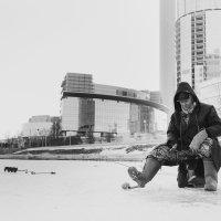 Рыбалка на Исети :: Дмитрий Часовитин