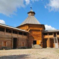 Моховая башня Сумского острога :: Nikolay Monahov
