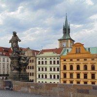 Архитектура Праги :: Александр Назаров