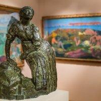 На выставке :: Екатерина Васильева