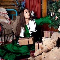 Новый год... :: Олеся Корсикова
