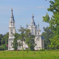Церковь Иконы Божией Матери Смоленская в Мызе :: alemigun