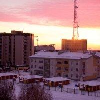 Закат на Севере :: Виктор Коршунов