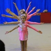 гимнастика :: Игорь Kуленко