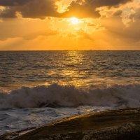 Океан и солнце. :: Ирина Кеннинг