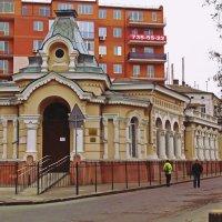библиотека в Книжном переулке :: Александр Корчемный