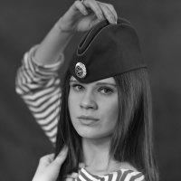 девушки во  всем красивые :: Виктор Твердун