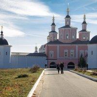Свенский монастырь :: Ольга Семенова
