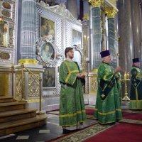 Встреча митрополита :: Петр Мерзляков