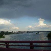 Перед дождем. :: Андрей