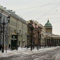 Вид на Казанский собор :: Андрей Осипов