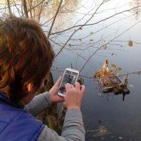 Истинное мобильное фото :: Marina