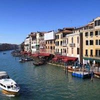 Венеция. Мост Риалто и Stop Mafia... :: Леонид Нестерюк