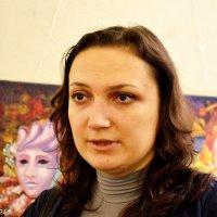 Наталія Гаврилець, художниця :: Степан Карачко