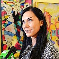 Даша Сєдова, художниця :: Степан Карачко