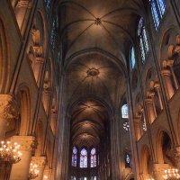 Пришла пора соборов кафедральных...  Notre Dame de Paris :: Галина