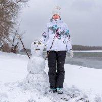 Первый снег =) :: Алексей Сибирцев