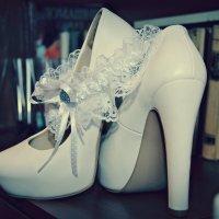 Туфельки невесты :: Ольга Нежикова
