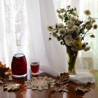 Пью осеннее вино... :: galina tihonova