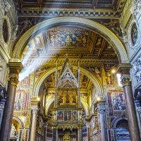 Латеранская базилика в Риме. :: Лейла Новикова