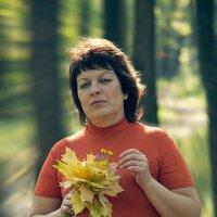 Осенний марафон... :: Saloed Sidorov-Kassil
