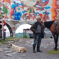 Знакомство с горным народом. :: Lili Malynovska