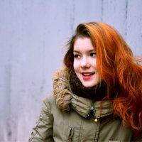 Рыженькая :: Zlata Tsyganok