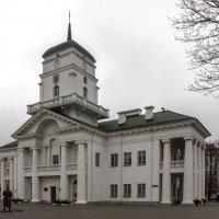 Минская ратуша :: Николай Климович