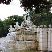 "Фрагмент фонтана ""Тритон"" :: Gennadiy Karasev"
