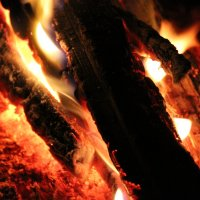 огонь :: фотоГРАФ Е.Буткеева .