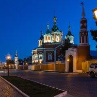 В Коломне вечером. :: Igor Yakovlev