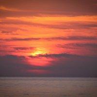 Закат над морем... :: Nonna