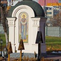 Городские зарисовки. Московская осень. :: Геннадий Александрович