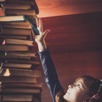 В поисках новых знаний... :: Ирина Малинина