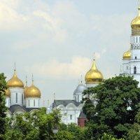 Златоглавая Москва. :: Елена