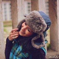 Скромница :: Natalia Kalyva