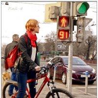 """Красные сапоги """"91"""" :: Кай-8 (Ярослав) Забелин"""