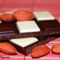 Шоколад :: Марина Алгаева