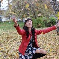 одним прекрасным осенним днём :: Lena Suhanova