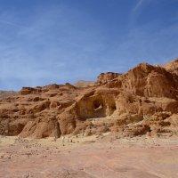 Долина Тимна в Израиле. :: Ольга