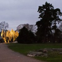 Парк Яна Сибелиуса.(Хельсинки) :: Александр Лейкум