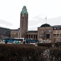 Центральный вокзал.(Хельсинки) :: Александр Лейкум