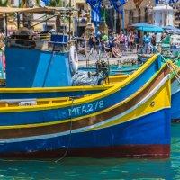 Мальтийские лодки Luzzy :: Марина Лебедева