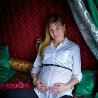 В ожидании малыша :: Мари Кузнецова