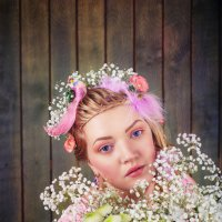 Весна :: Мария Дергунова